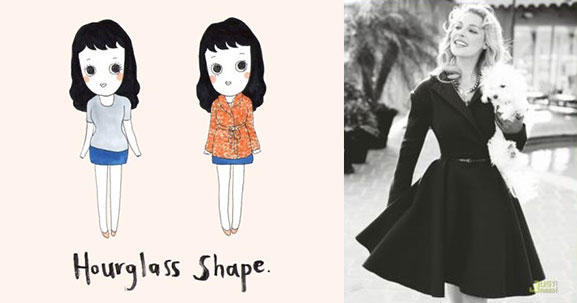 cost for hourglass shape