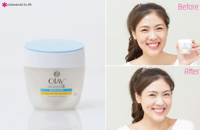 OLAY Natural White Pinkish Fairness