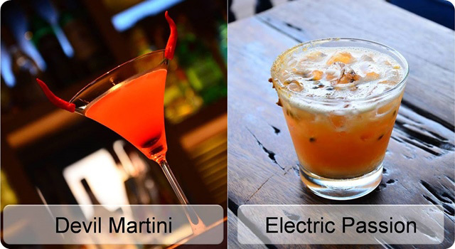 Davil Martini และ Electric passion