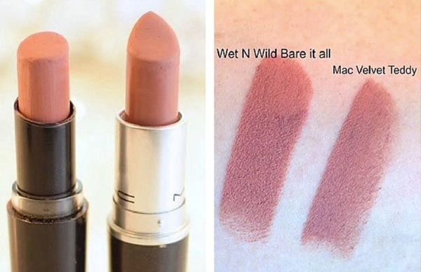 velvet teddy VS bare it all