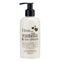 Moisturizing Body Lotion Vanilla & Ice Cream