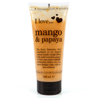 Mango & Papaya  Exfoliating  Shower Smoothie