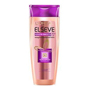 Elseve Keratin Smooth Perfecting Shampoo