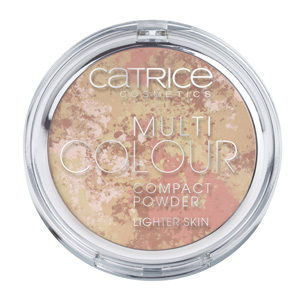 Multi Colour Compact Powder