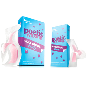 poetic waxing strips (face and body )