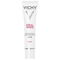 IDEAL WHITE ANTI-SUNSPOTS DAILY ULTRA-BLOCK SPF50 PA+++ (ANTI-DULLNESS EFFECT)