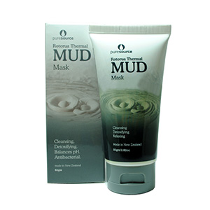 Pure Source Rotorua Thermal Mud Mask