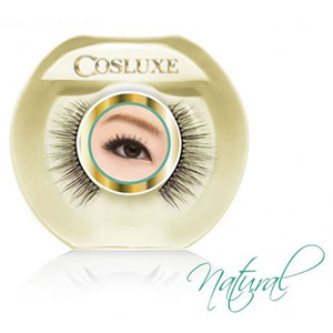 Wanderlust Eyelashes (Natural)