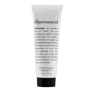 The Supernatural Poreless, Flawless SPF 15 Tinted Primer