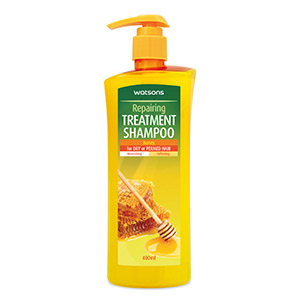 Repairing Treatment Shampoo Honey