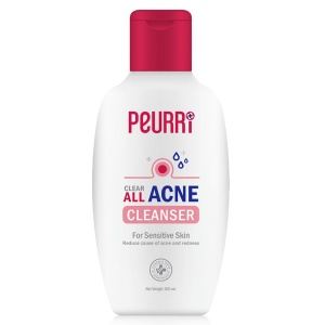 Clear All Acne Cleanser