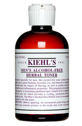 Men`s Alcohol-Free Herbal Toner