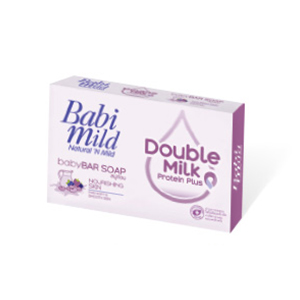 Double Milk Protein Plus baby Bar Soap