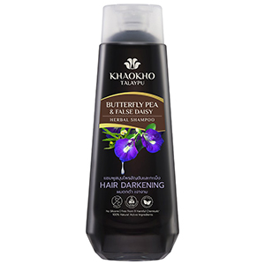 Butterfly Pea & False Daisy Herbal Shampoo
