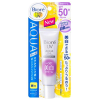 Biore UV Aqua Rich Watery Cream Whitening SPF 50+/PA+++