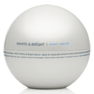 White & Bright Night Cream
