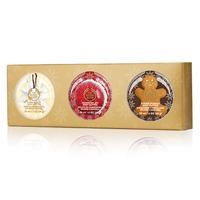 Seasonal Body Butter Gift Trio
