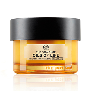 Oils of Life Intensely Revitalising Gel-Cream