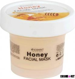 Scentio Honey Softening Facial Mask
