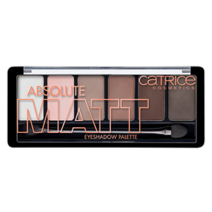 Absolute Matt Eyeshadow Palette