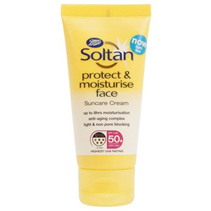 Protect & Moisturise Face Suncare Cream