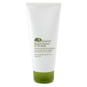 Modern Friction for the Body Nature's gentle dermabrasion