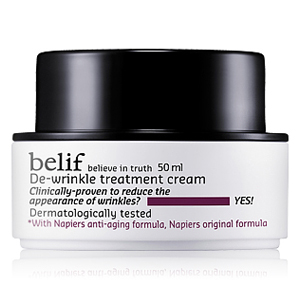 De-Wrinkle Treatment Cream