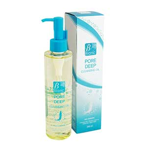 Pore Deep Cleansing Oil