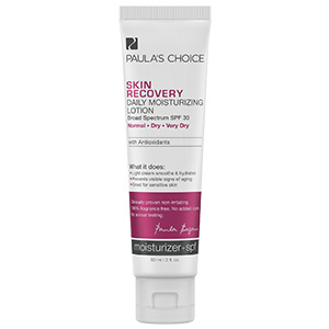 Skin Recovery Daily Moisturizing Lotion Broad Spectrum SPF30