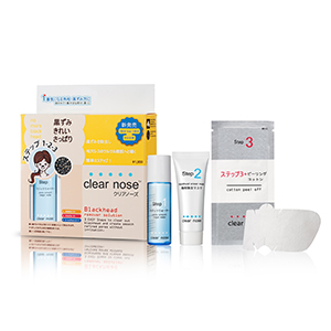 Clear Nose Set