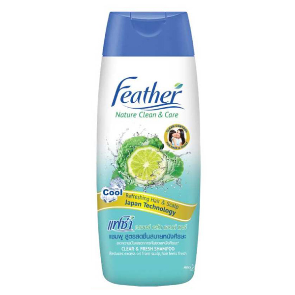 Nature Clean & Care Clean & Fresh Shampoo