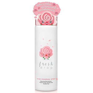 Rose Mineral Spray