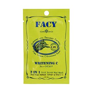 Facy Block Mud Sebum Mask 10 Ml