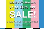 3CE / STYLENANDA WINTER SALE UP TO 60% OFF!