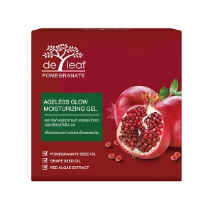 Pomegranate Ageless Glow Moisturizing Gel