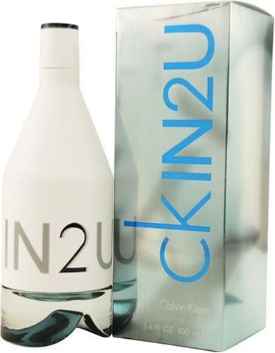 CK In2U men Eau de Toilette 100 ML.