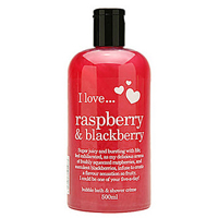 Raspberry & Blackberry Bubble Bath&Shower Creme