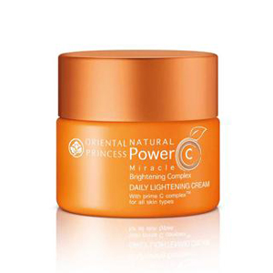Natural Power C Miracle Brightening Complex  Daily Brightening Cream