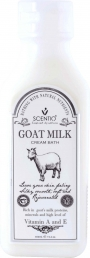 Scentio Goat Milk Cream Bath