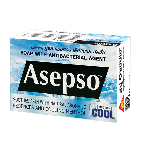 Soap Soothing Cool