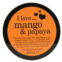 Mango & Papaya Nourishing Body Butter