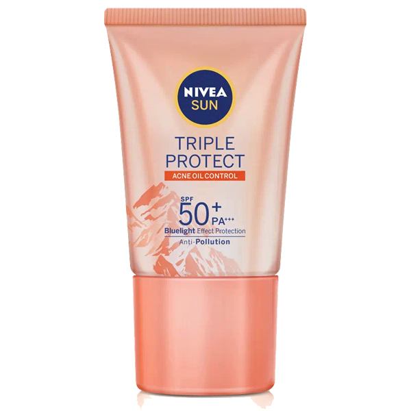 Sun Triple Protect Acne Oil Control SPF50+ PA+++