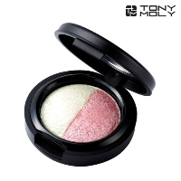 Duo dome eyeshadow 01 lime pink