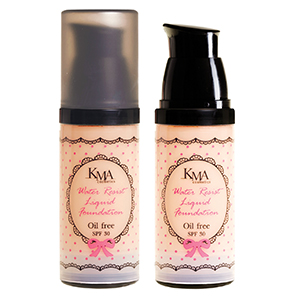 Water Resist Liquid Foundation