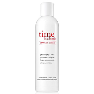 Time in a Bottle 100% In-Control Lotion