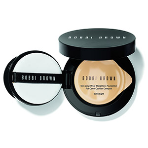 Skin Long-Wear Weightless Foundation Full Cover Cushion Compact
