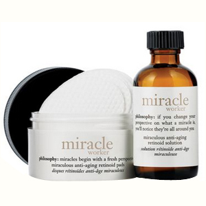 Miracle Worker Miraculous Anti-Aging Retinoid Pads