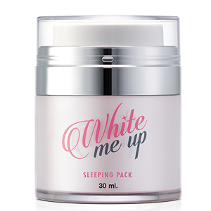 White Me Up Sleeping Pack