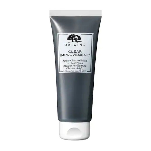 CLEAR IMPROVEMENT™ Active Charcoal Mask To Clear Pores