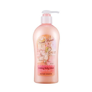 Sweet Heart Creamy Body Wash